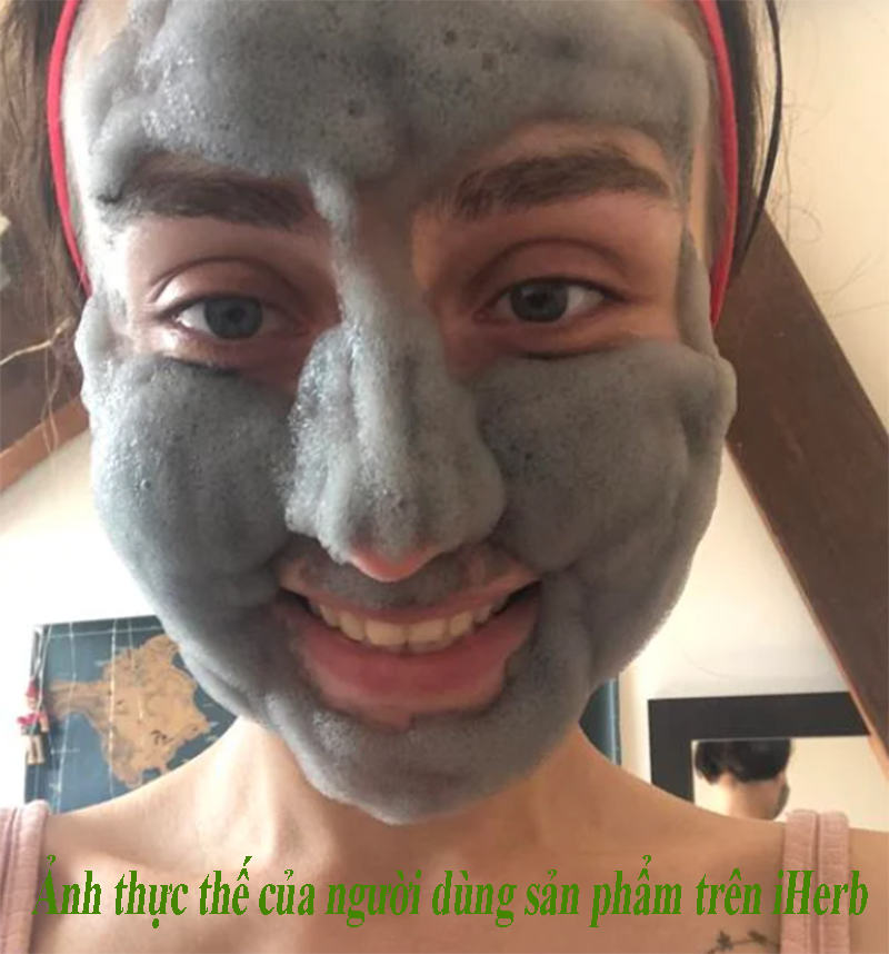 Carbonated Bubble Clay Mask4